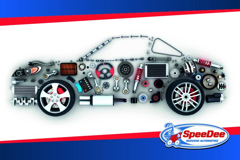 ¿Puedes adivinar qué parte del auto es, solo con una imagen?